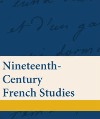Nineteenth-Century French Studies