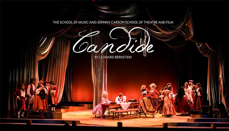 Photo of musical Candide