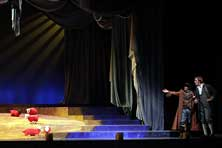 Photo from the musical 'Candide'