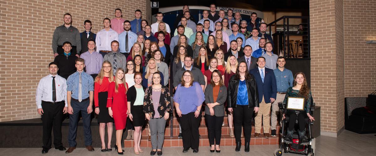 CASNR December 2018 Graduates