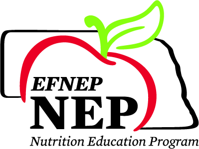 Nebraska EFNEP Nutrition Education Program Logo