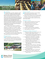 Nebraska Water Center Fact Sheet