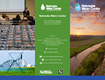 Nebraska Water Center Brochure