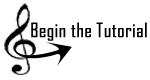 begin the tutorial